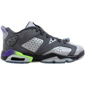 Air Jordan VI 6 Retro Low GG Dark Grey 768878-008
